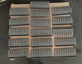 锂电设备喷涂碳化钨