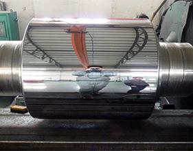 电池极片轧辊碳化钨涂层
